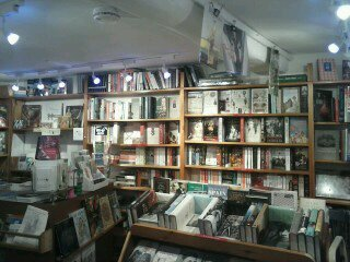 The Borzoi Bookshop