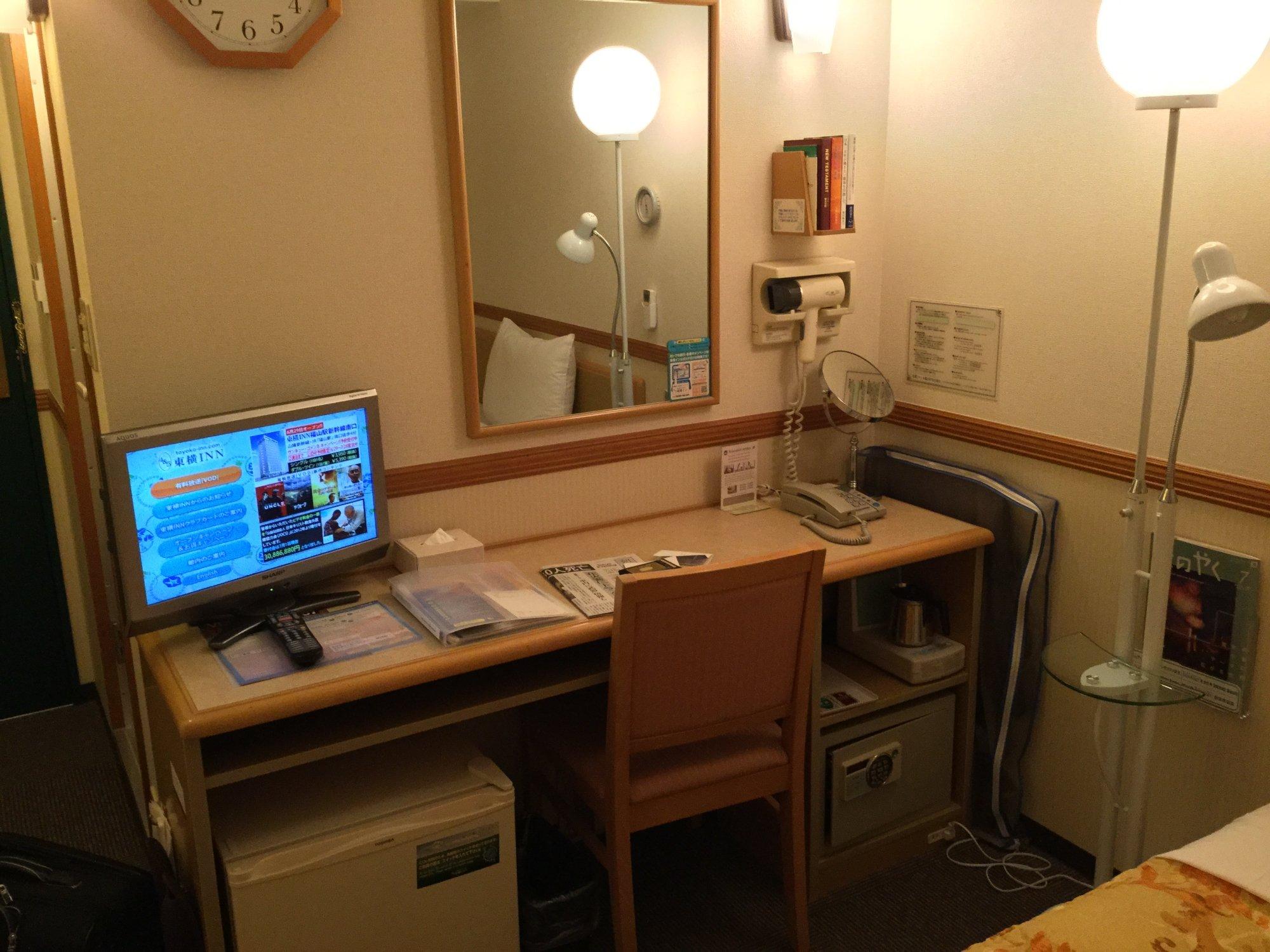 Toyoko Inn Nihon-bashi Hama-cho Meijiza-mae