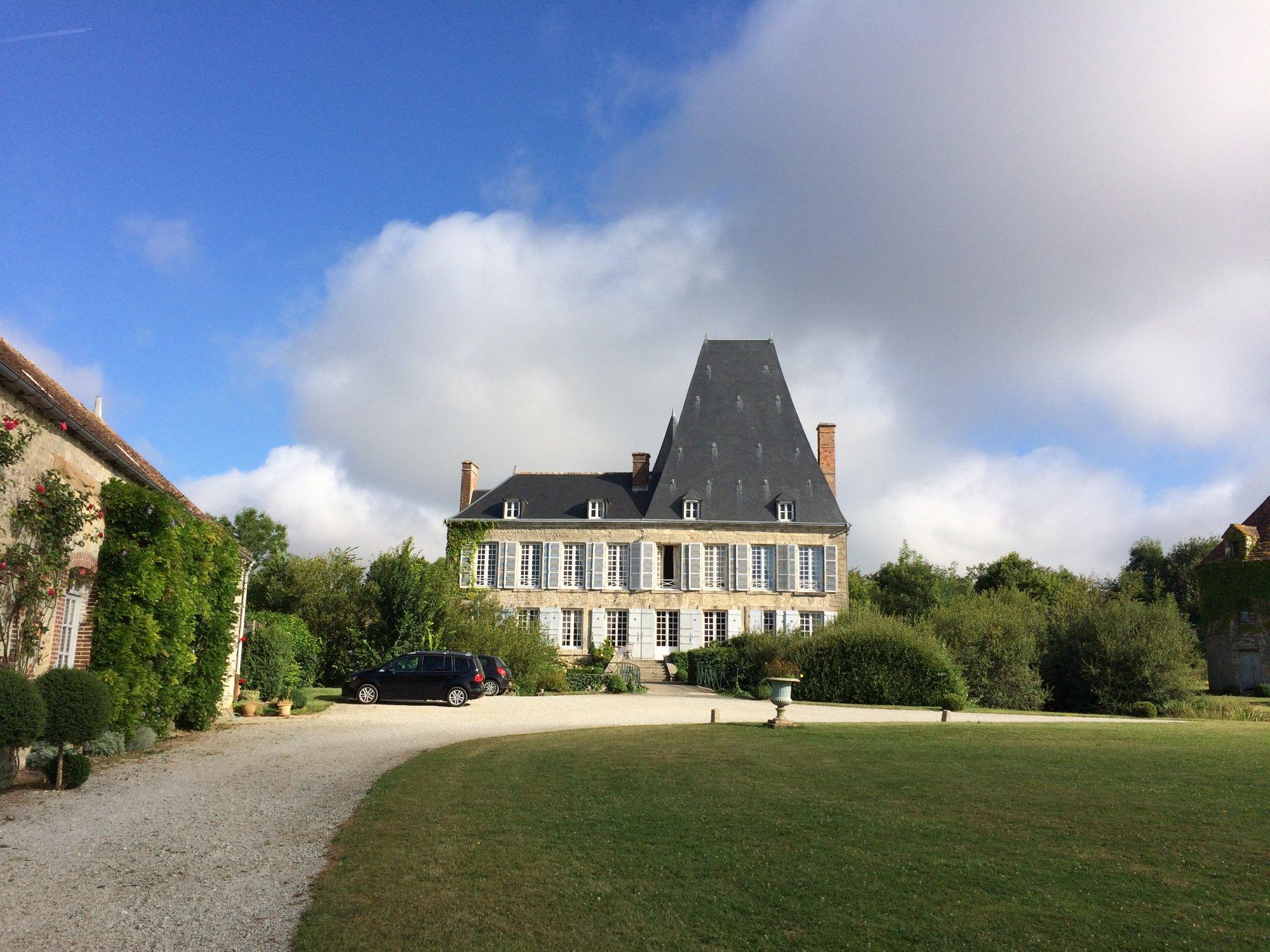 Chateau de Villiers