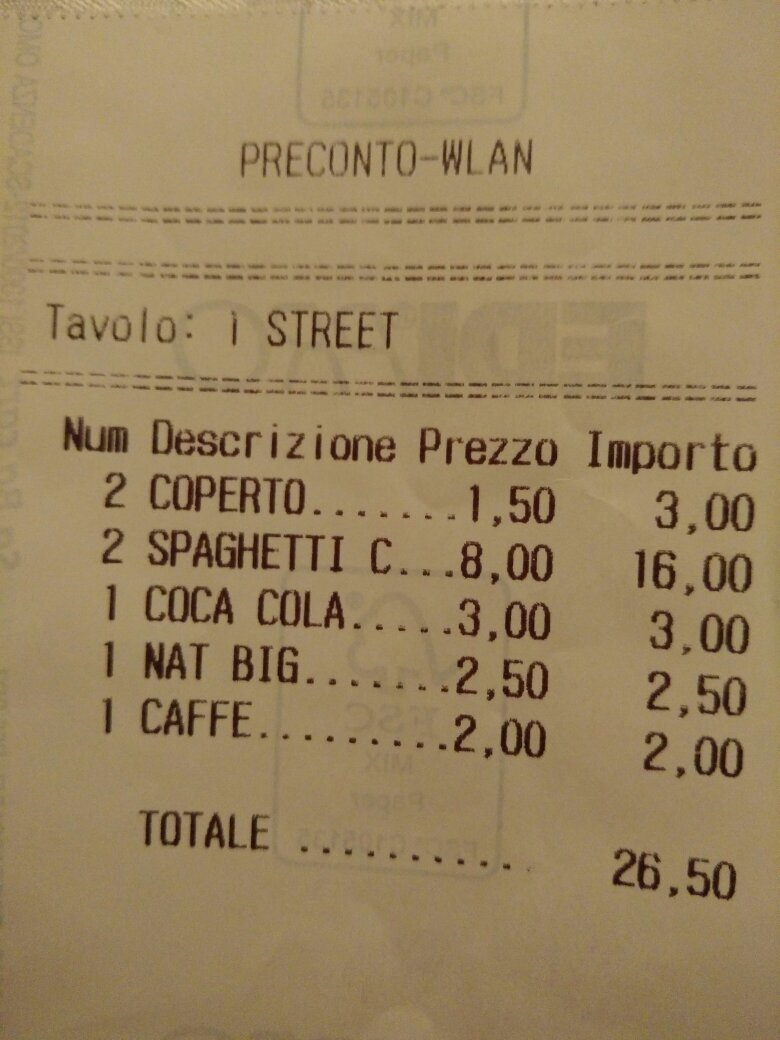 Bar Villa d\'Este, Tivoli - Restaurant Reviews, Phone Number ...