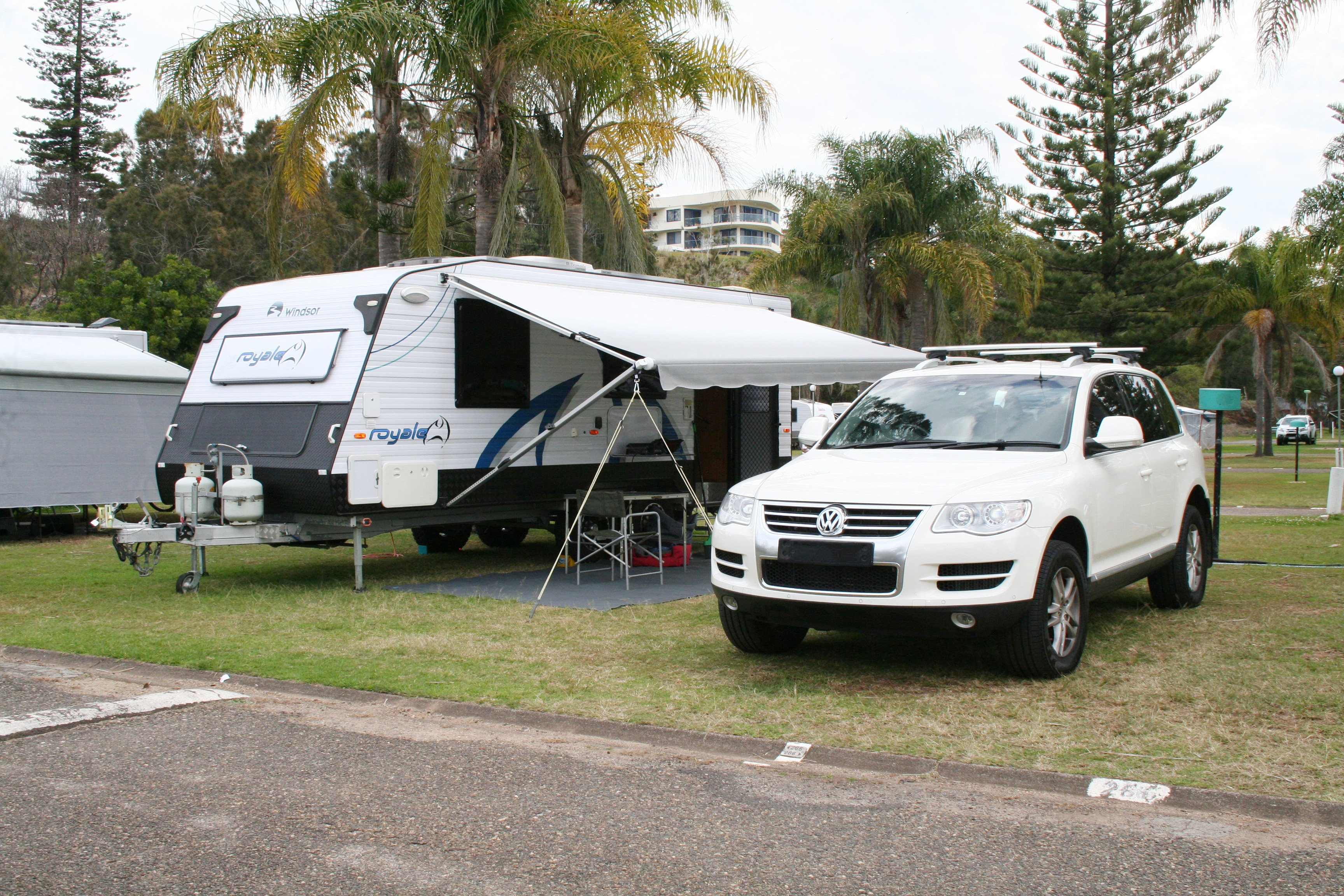 Port Macquarie Breakwall Holiday Park