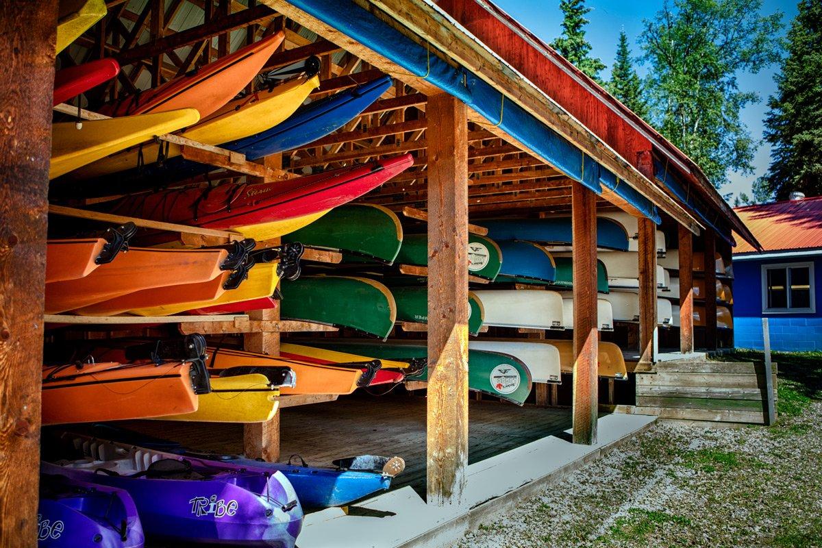 Becker's Lodge Bowron Lake Adventures Resort