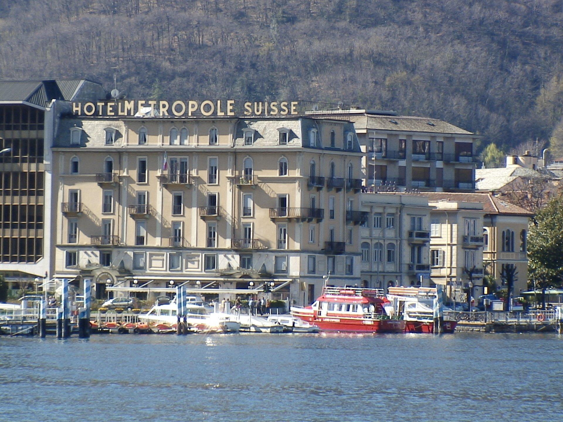 هوتل متروبول سويس