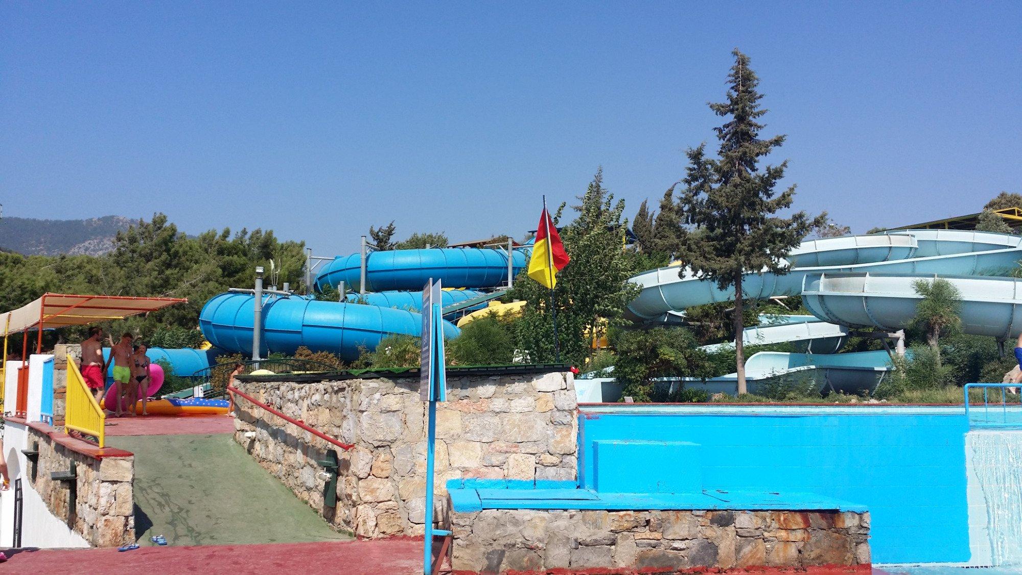 Aquapark Dedeman Bodrum (Ortakent, Turkey): Top Tips ...