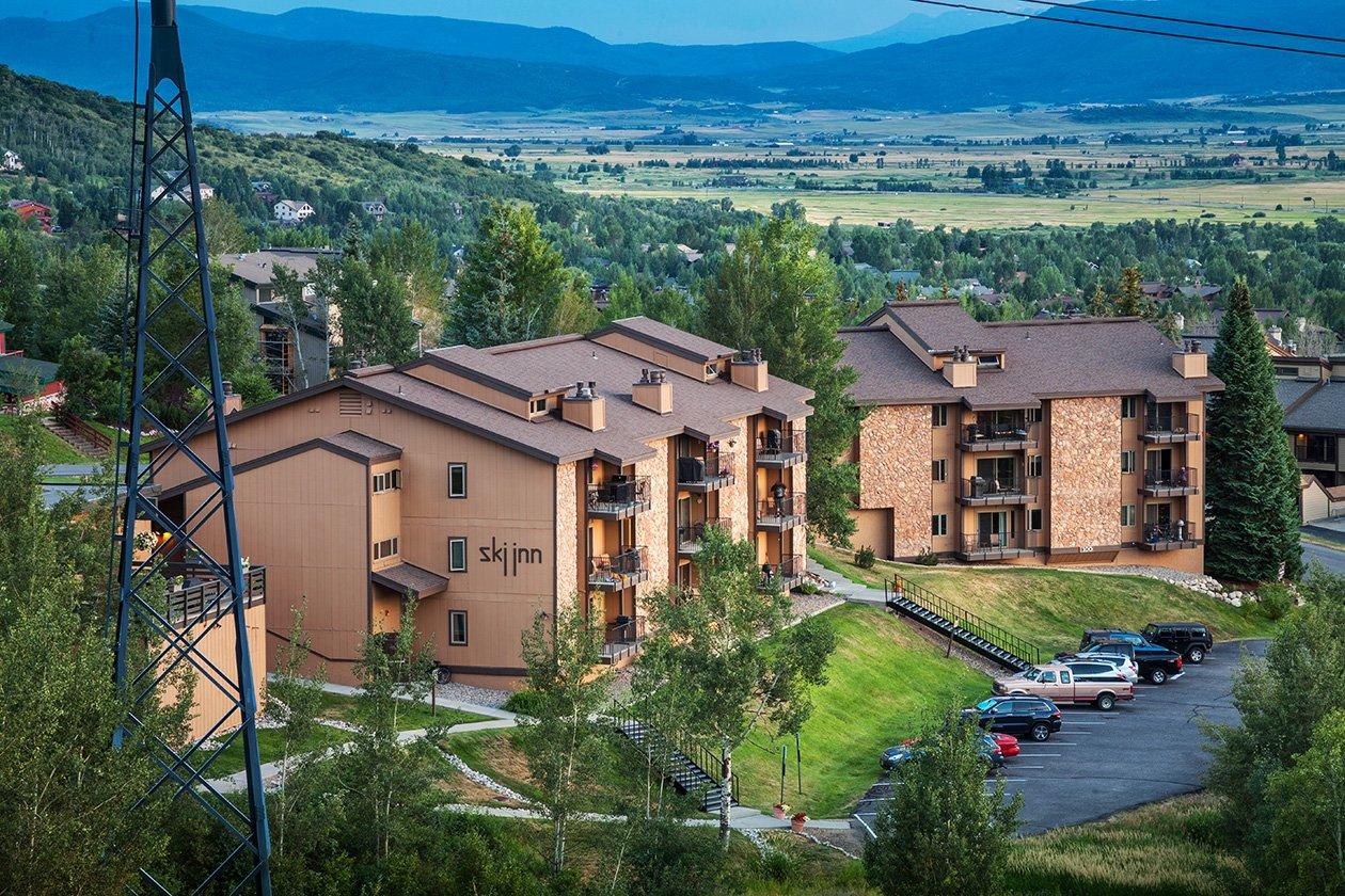 滑雪渡假公寓飯店
