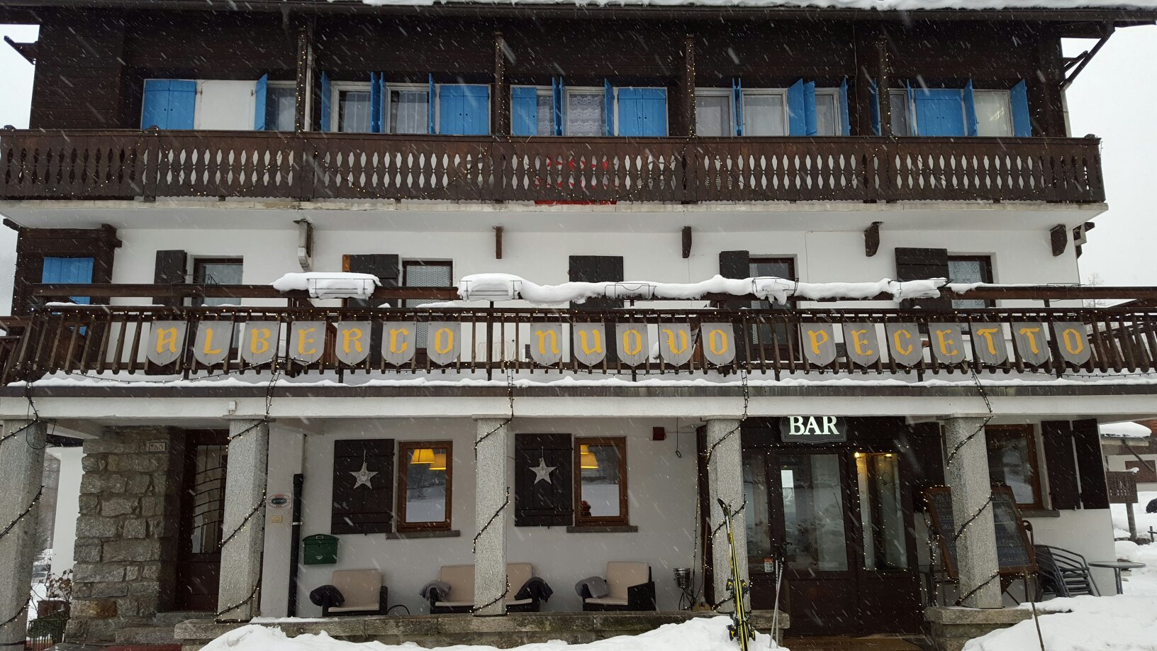 Hotel Nuovo Pecetto