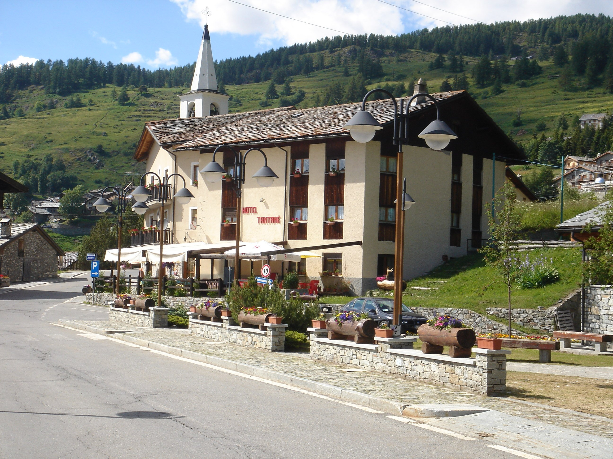 Hotel Tantane'