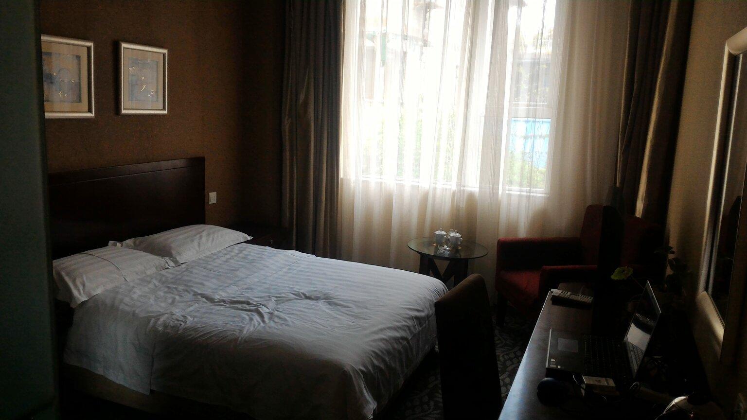 成都半島ホテル (成都半岛酒店)
