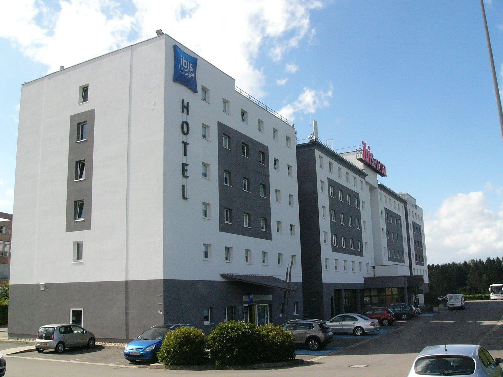 Ibis Budget Luxembourg Aeroport