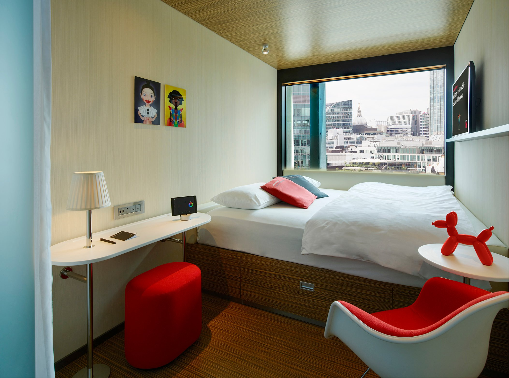 Citizenm london shoreditch updated 2017 hotel reviews price comparison england tripadvisor - Design hotel citizenm london ...