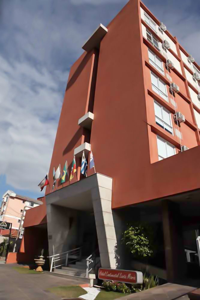 Hotel Continental - Santa Maria