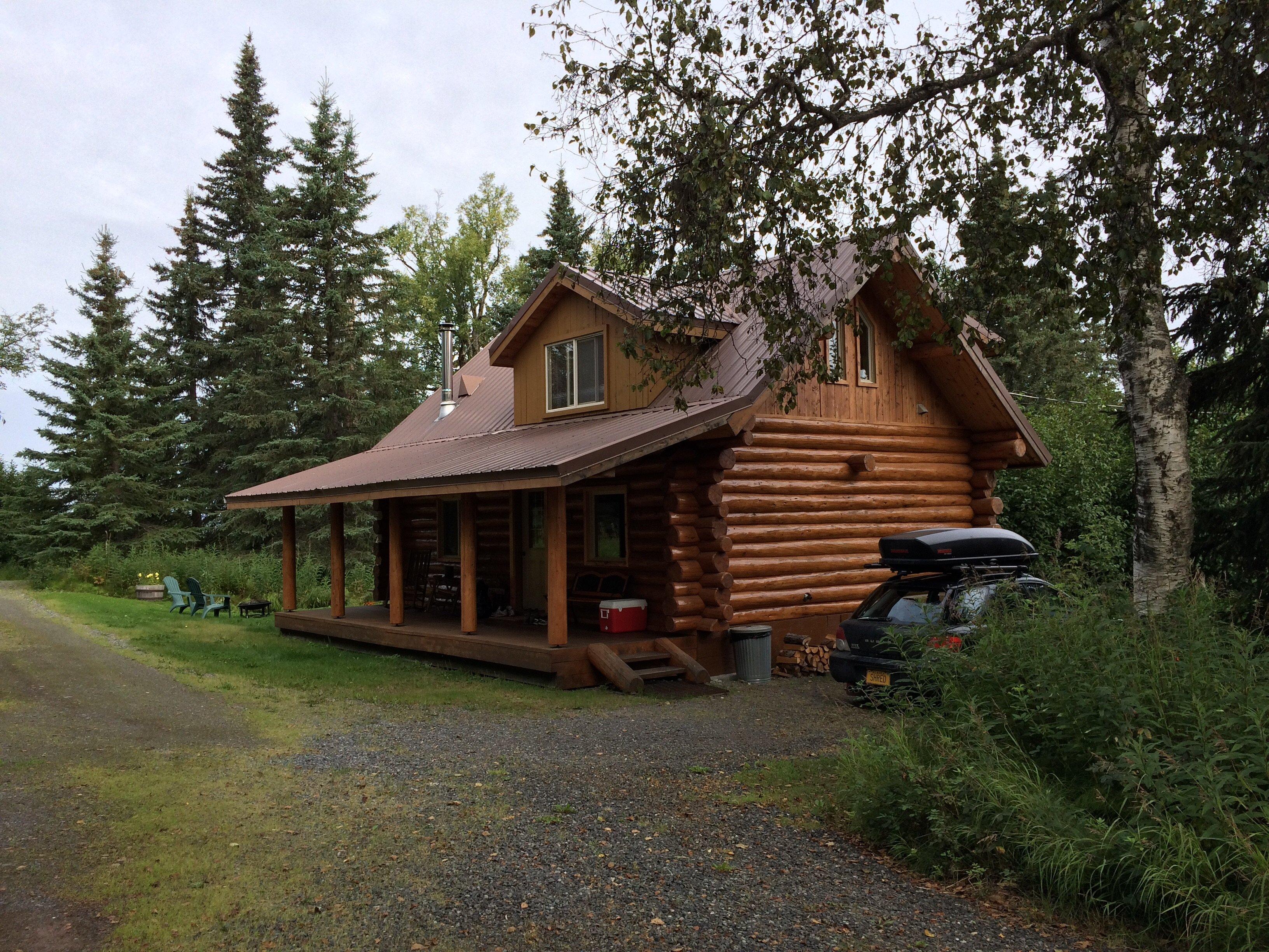 Tustumena Ridge Cabins
