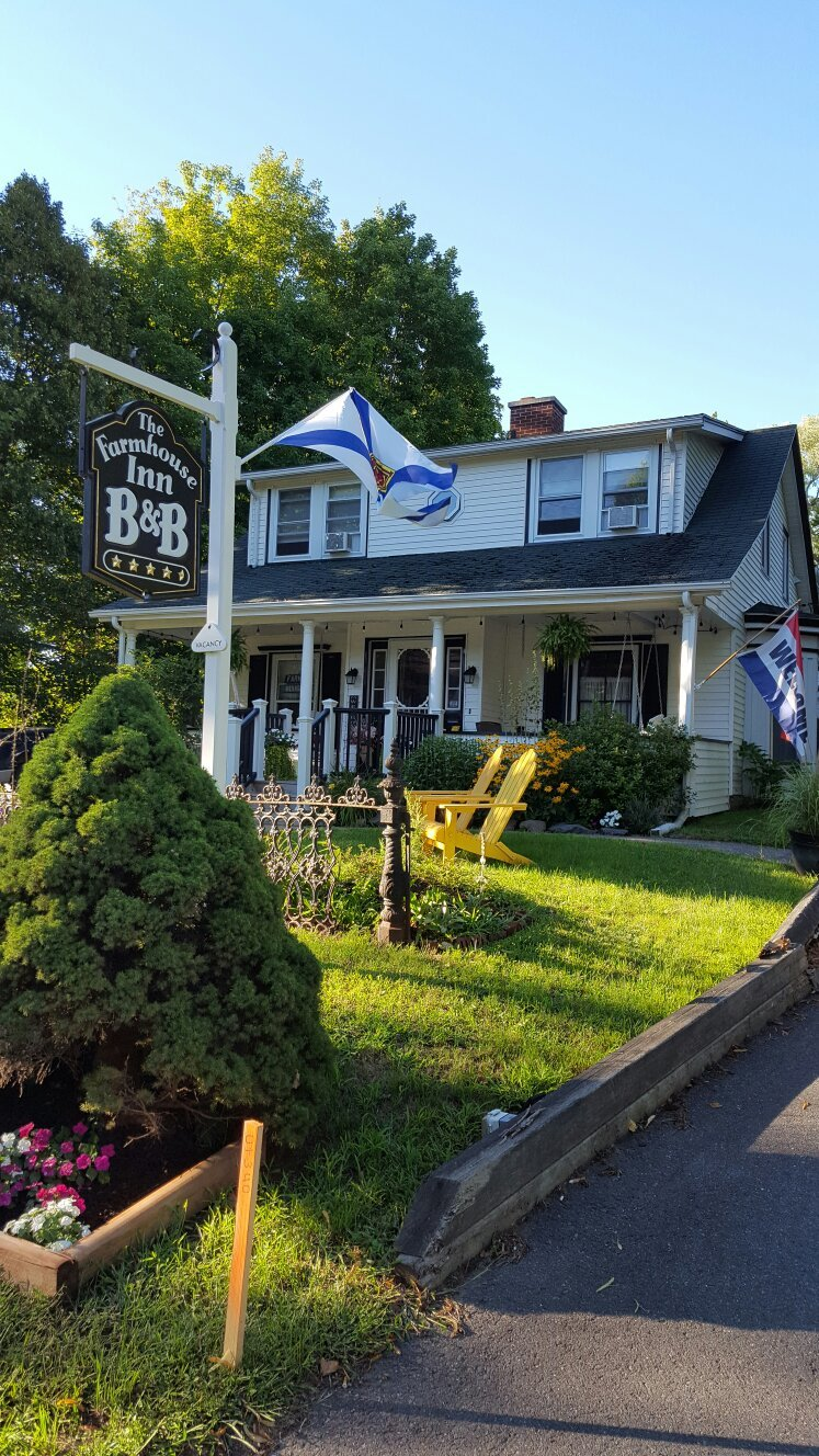 Farmhouse Inn Bed and Breakfast