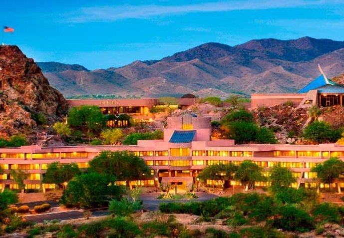 Phoenix Marriott Tempe at The Buttes