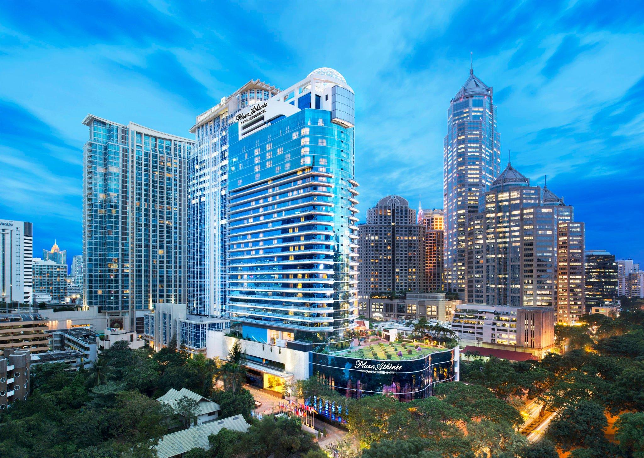 플라자 아테네 방콕 로열 메르디앙 호텔