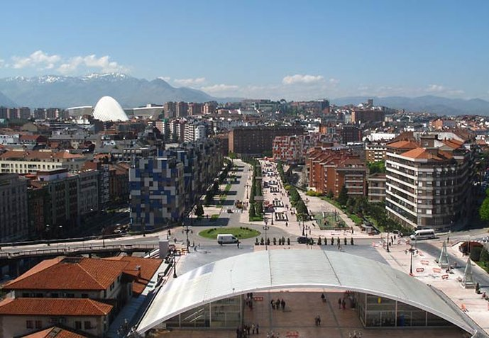 AC Hotel Oviedo Forum