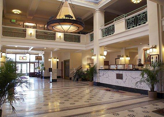 ذا هيستوريك بلاينز هوتل عضو مجموعة فنادق آسيند