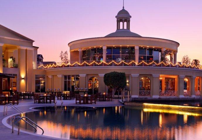 迪拜綠色社區萬豪酒店