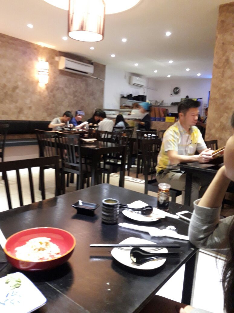 Donya japanese western cuisine miri restaurant reviews for Asian and western cuisine
