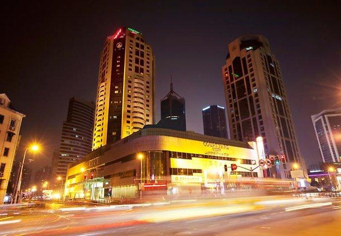 コートヤード マリオット 上海(上海齊魯萬怡大酒店)