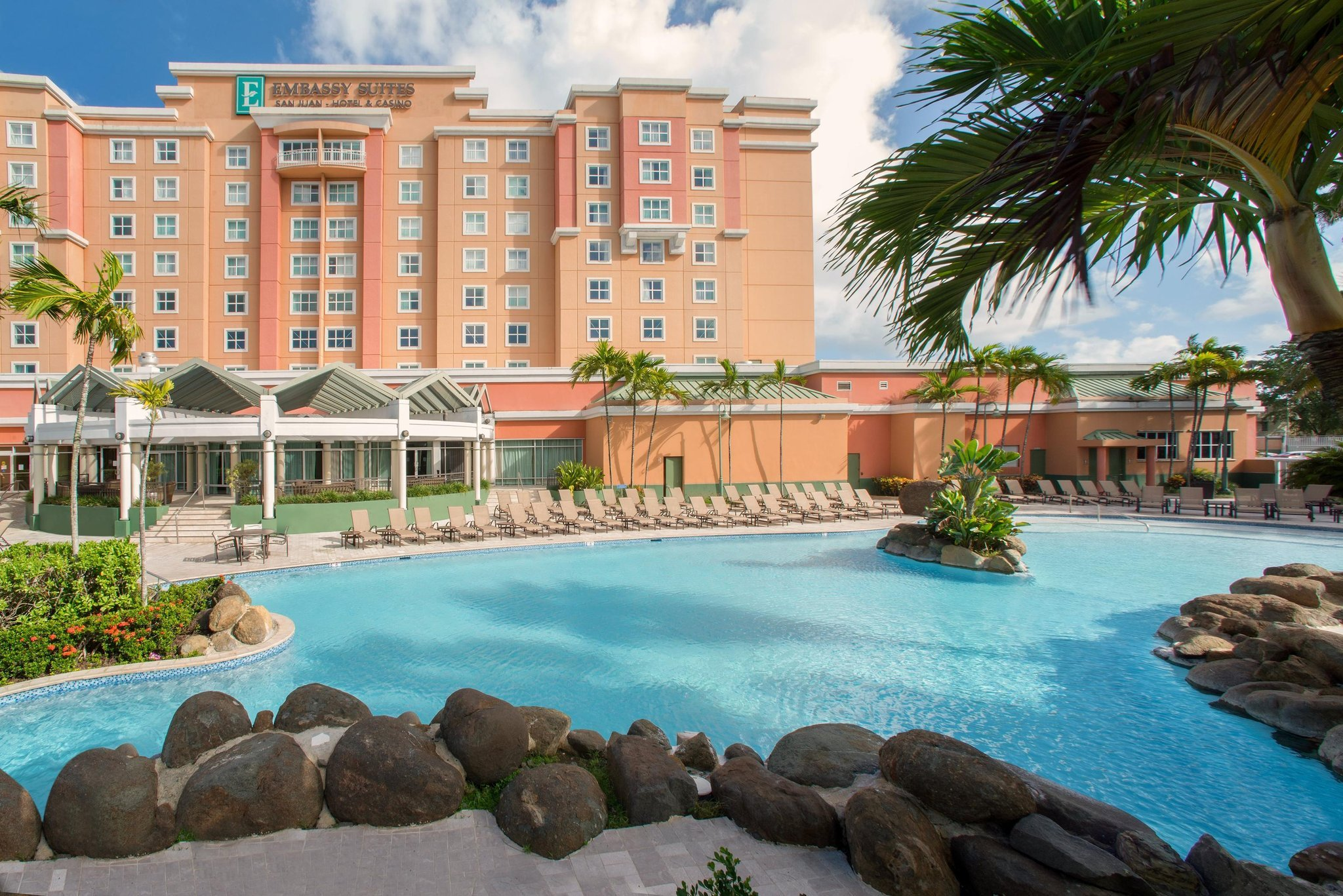 ‪Embassy Suites by Hilton San Juan Hotel & Casino‬