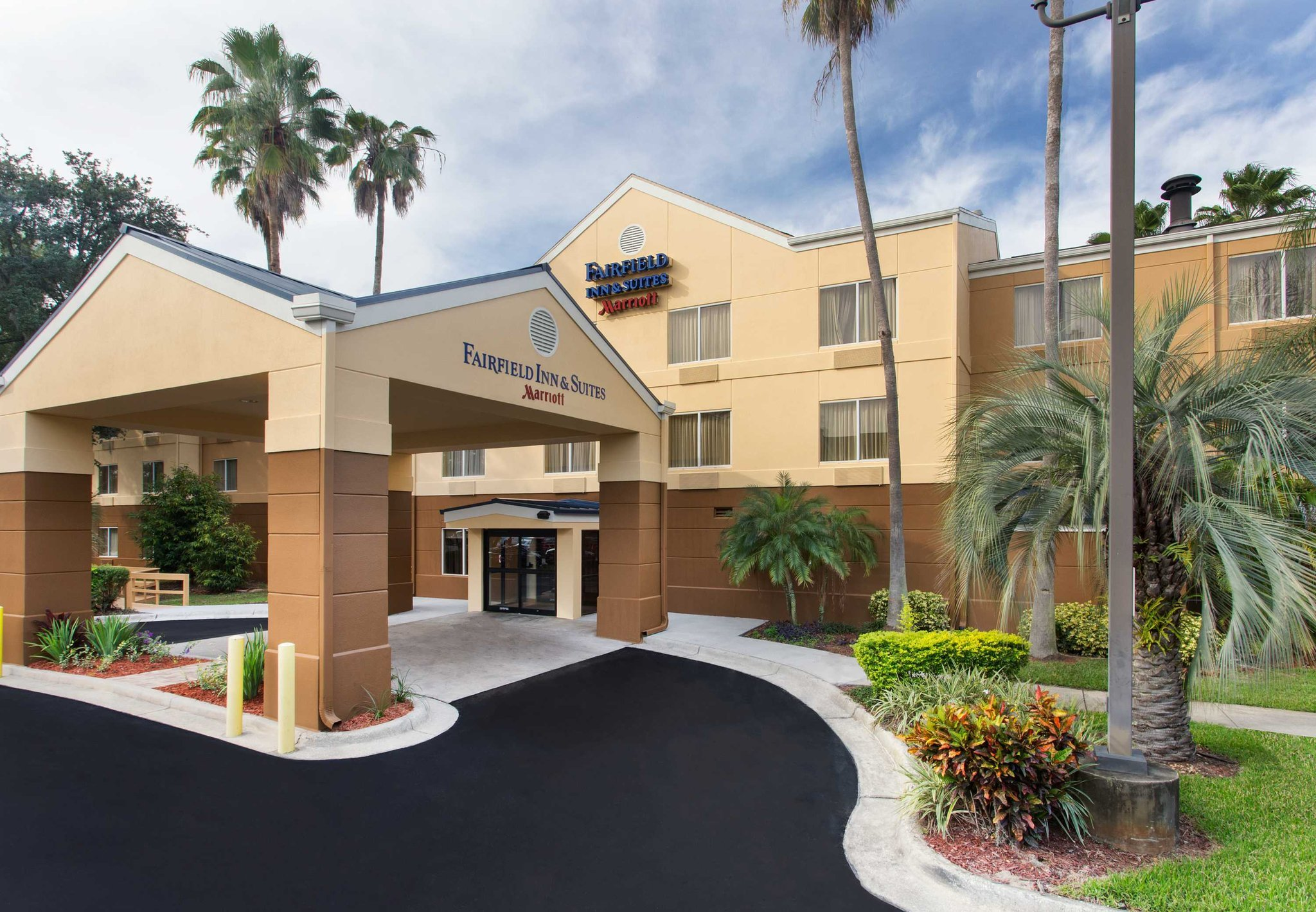 Fairfield Inn & Suites Tampa Brandon