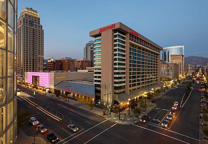 Salt Lake Marriott Downtown at City Creek