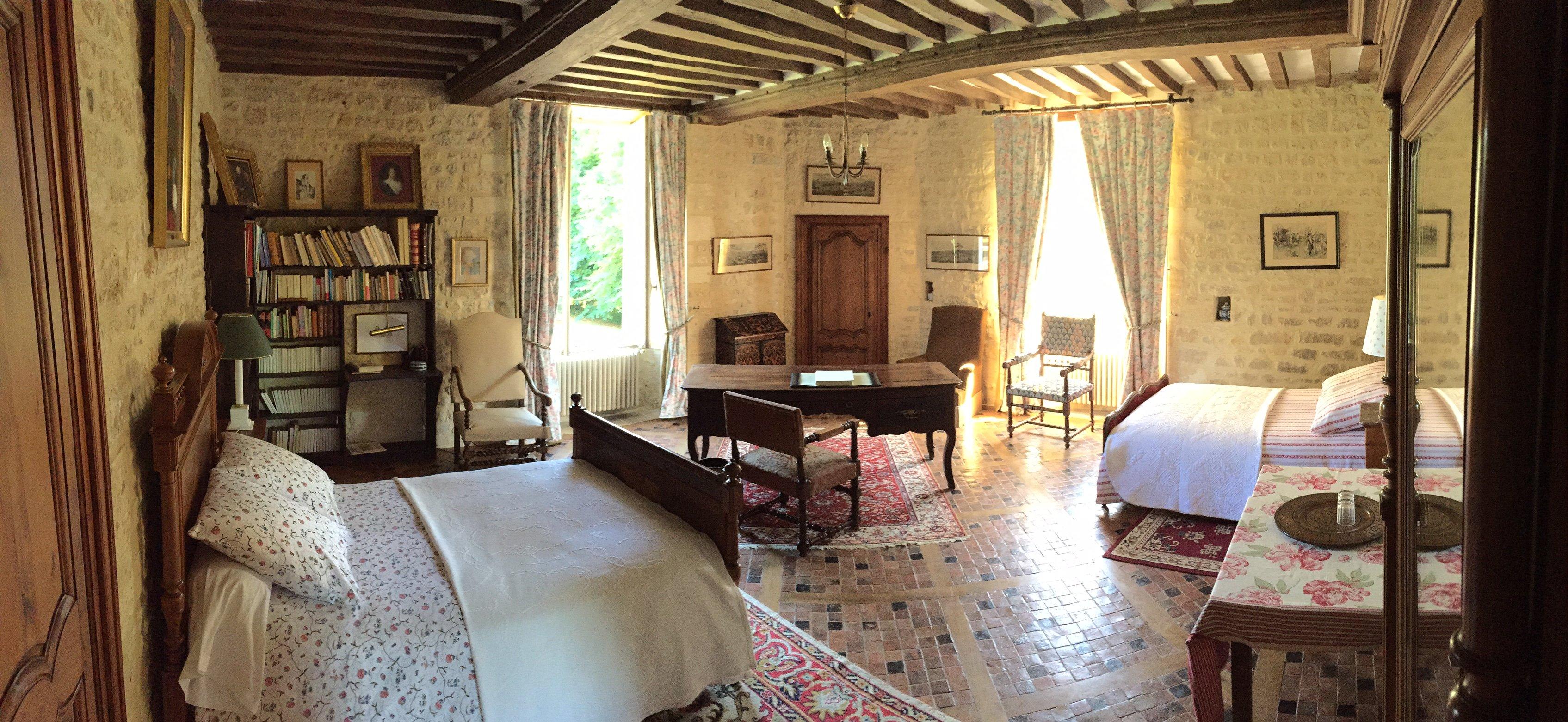 Chateau d'Asnieres-en-Bessin