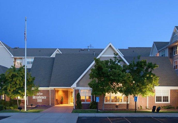 盐湖城机场ResidenceInn酒店