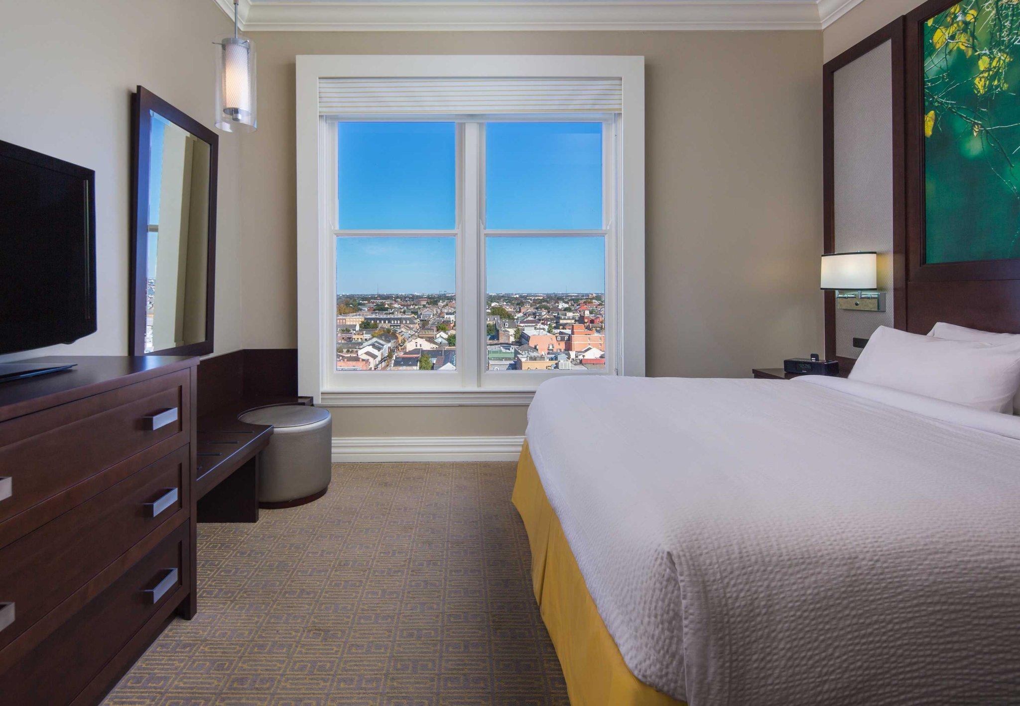 新奥尔良市中心/伊贝维尔万怡酒店