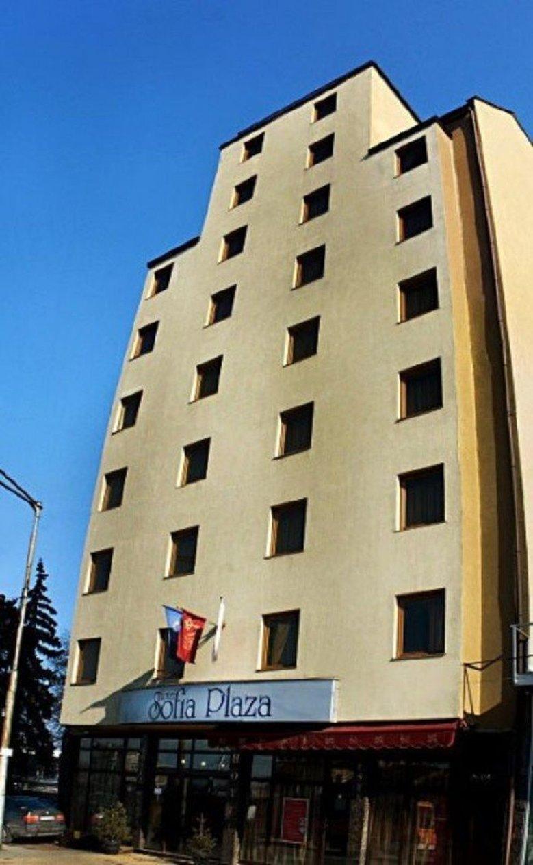 소피아 프라자 호텔