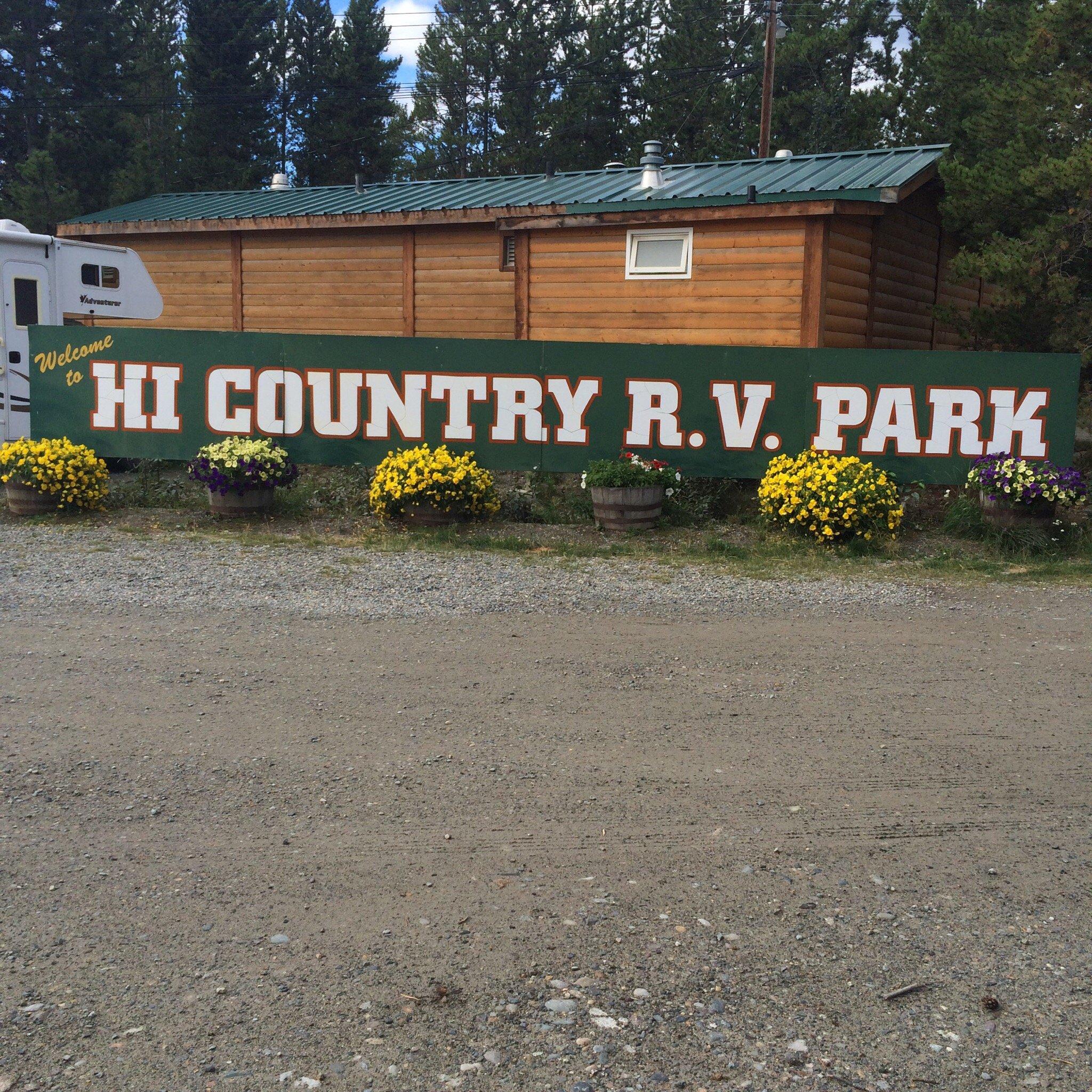 Hi Country RV Park