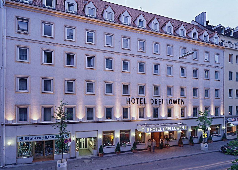 ドライ ロェーヴェン ホテル