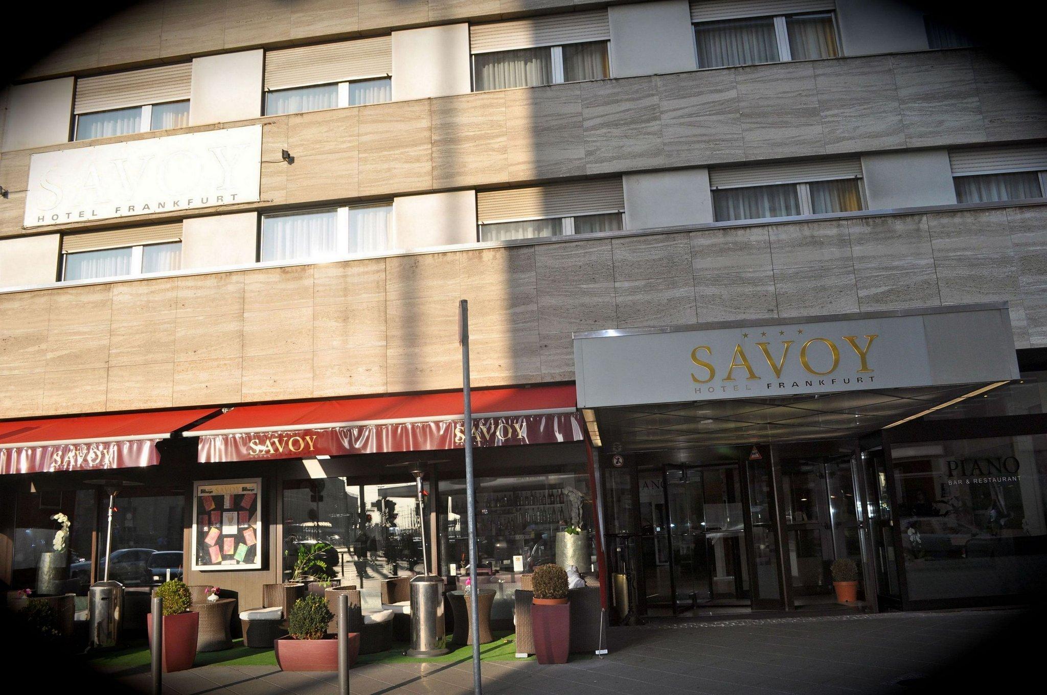 サヴォイ ホテル フランクフルト