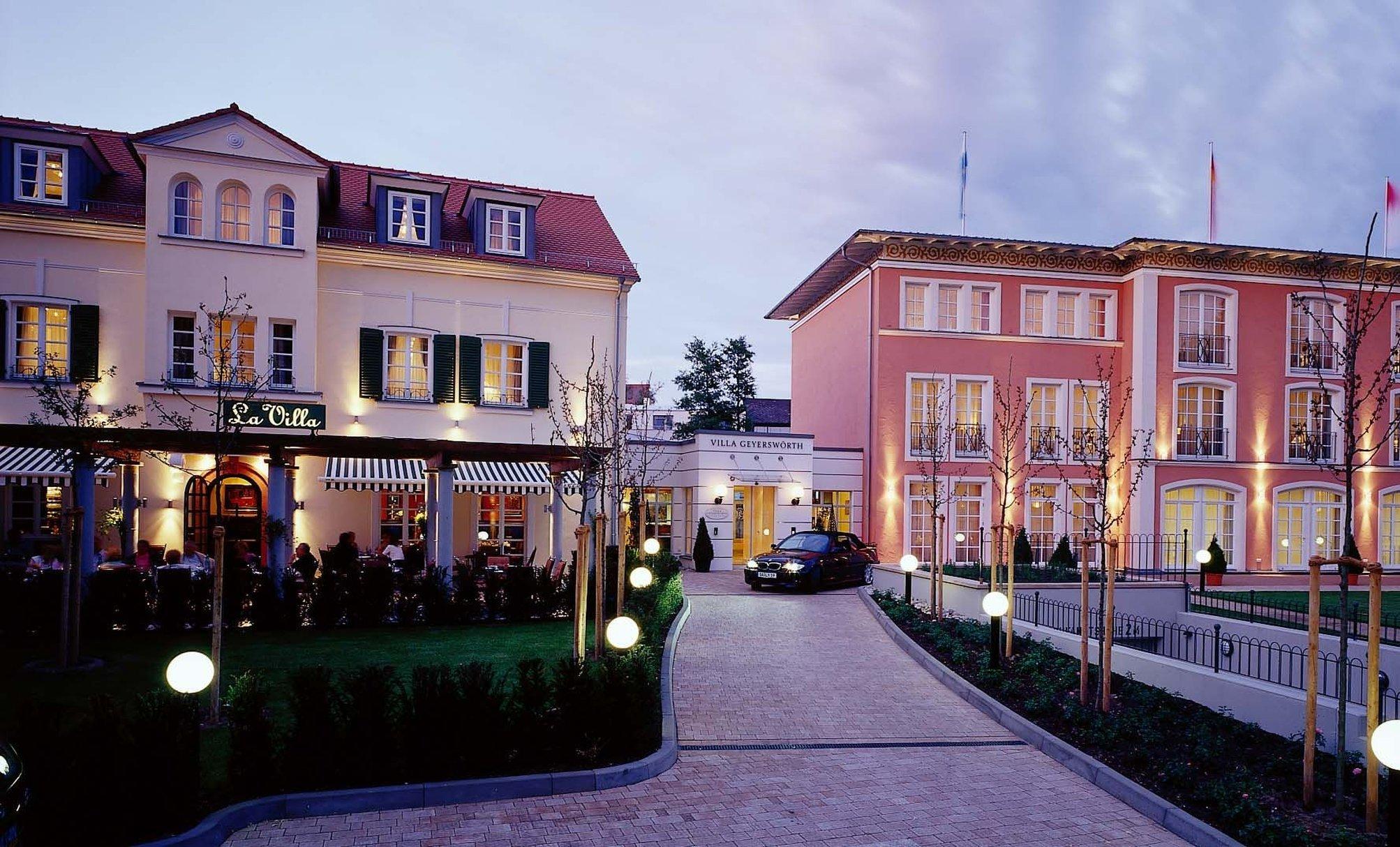 Villa Geyerswoerth Hotel