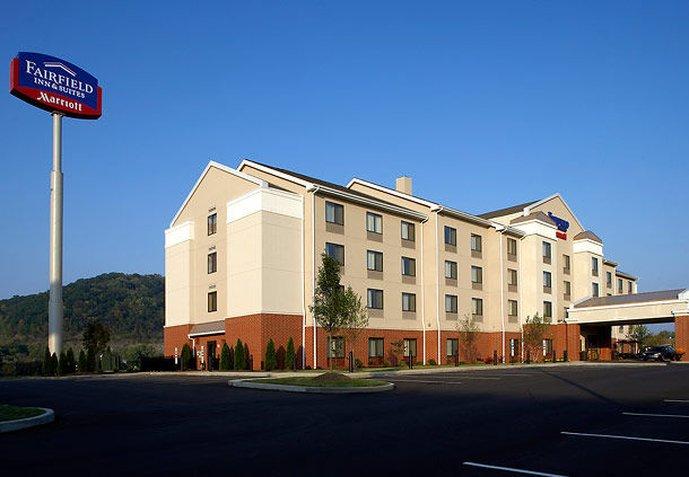 匹茲堡內維爾島費爾菲爾德客棧&套房酒店