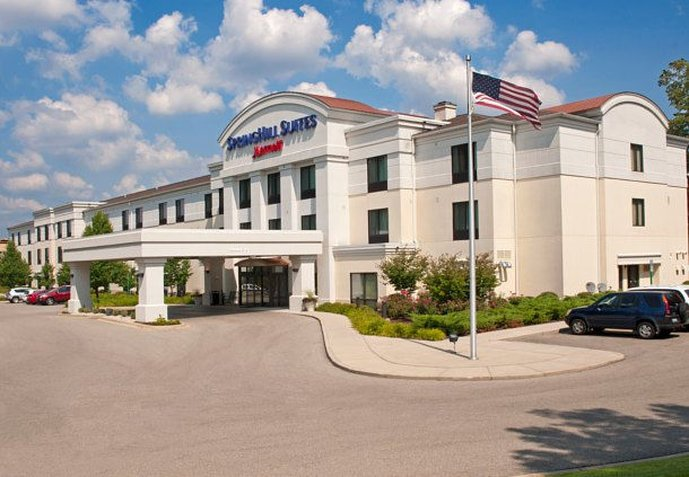 SpringHill Suites Grand Rapids Airport Southeast