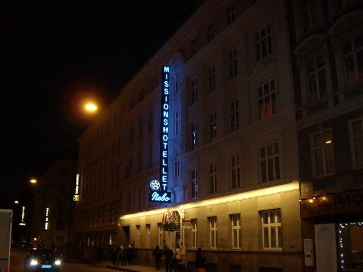 Hotel Nebo