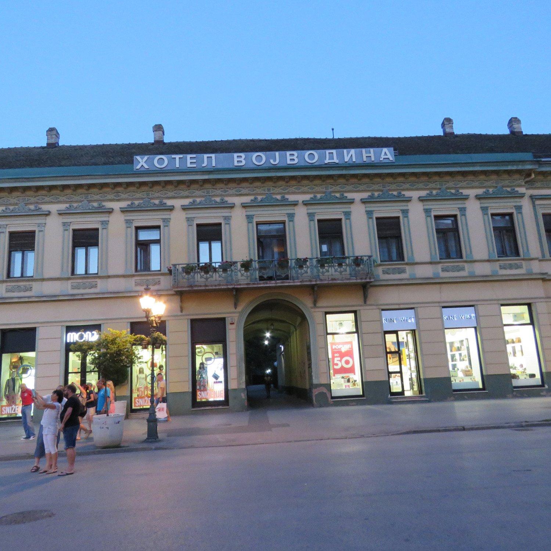 Hotel Vojvodina Novi Sad