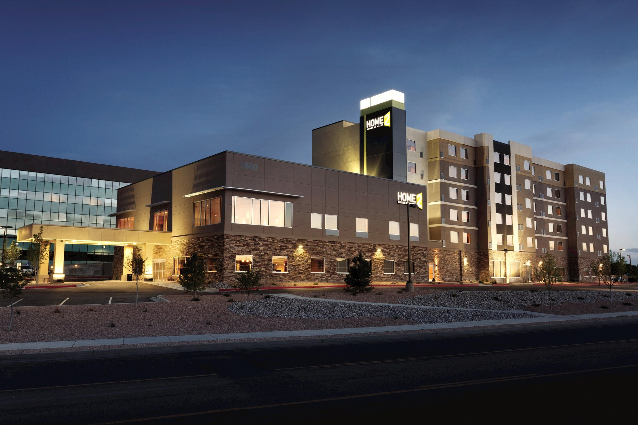 Home2 Suites by Hilton Albuquerque/Downtown-University