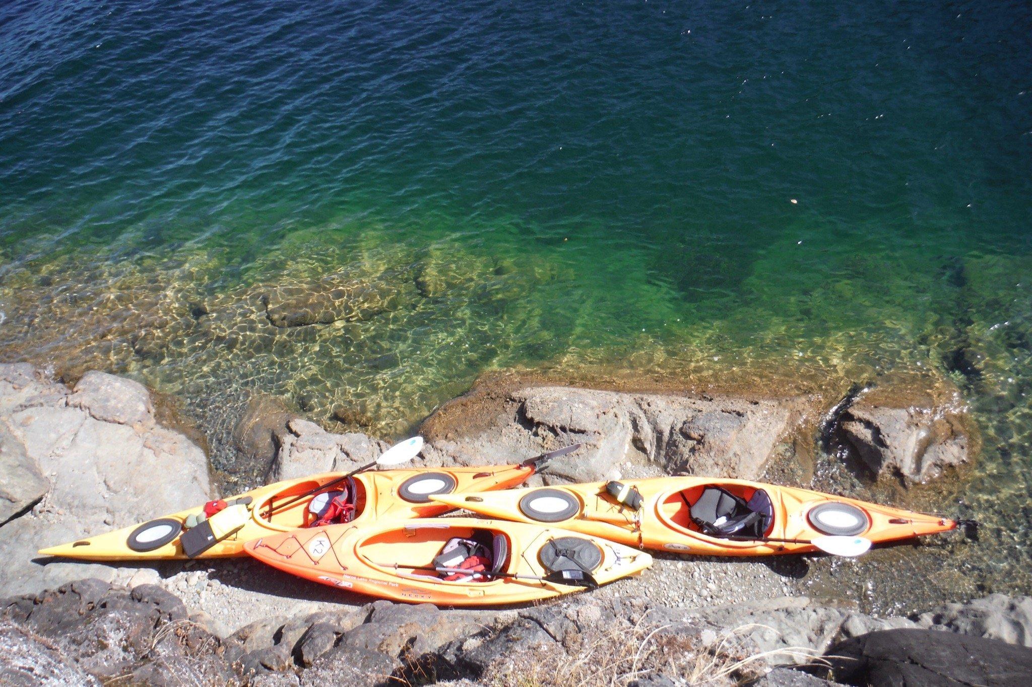 Horne Lake Regional Park Campground