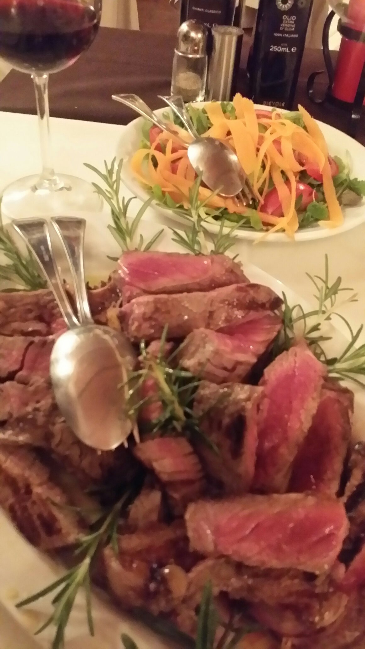 Hotel Le Pozze Di Lecchi Osteria Monna Ginevra Gaiole In Chianti Restaurant Reviews