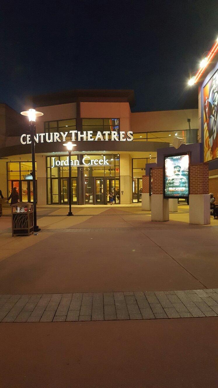 Cinemark 20 Jordan Creek and XD