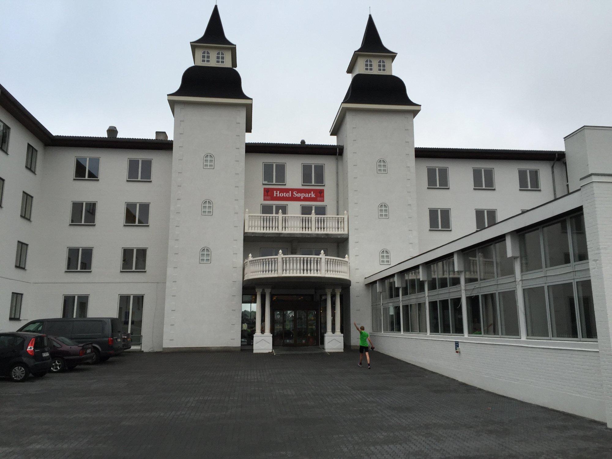 Milling Hotel Sopark, Maribo