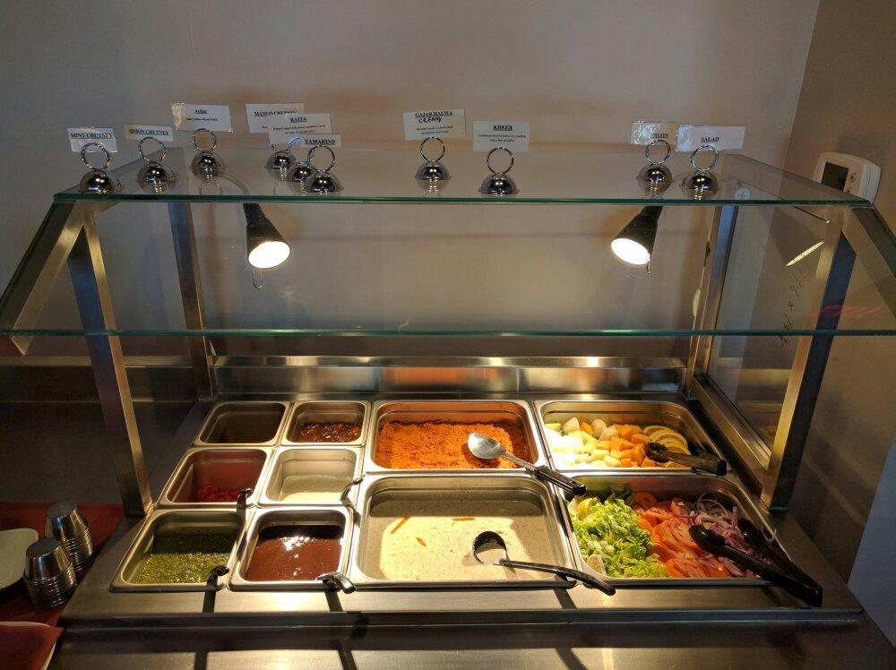 Aman 39 s indian bistro harleysville omd men om for Amans indian cuisine