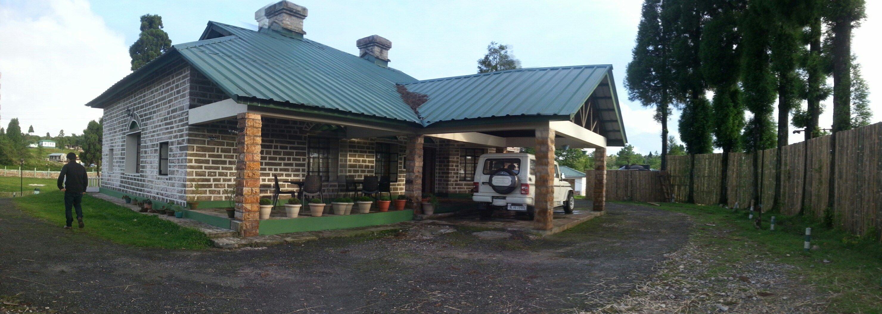 Cafe Cherrapunjee