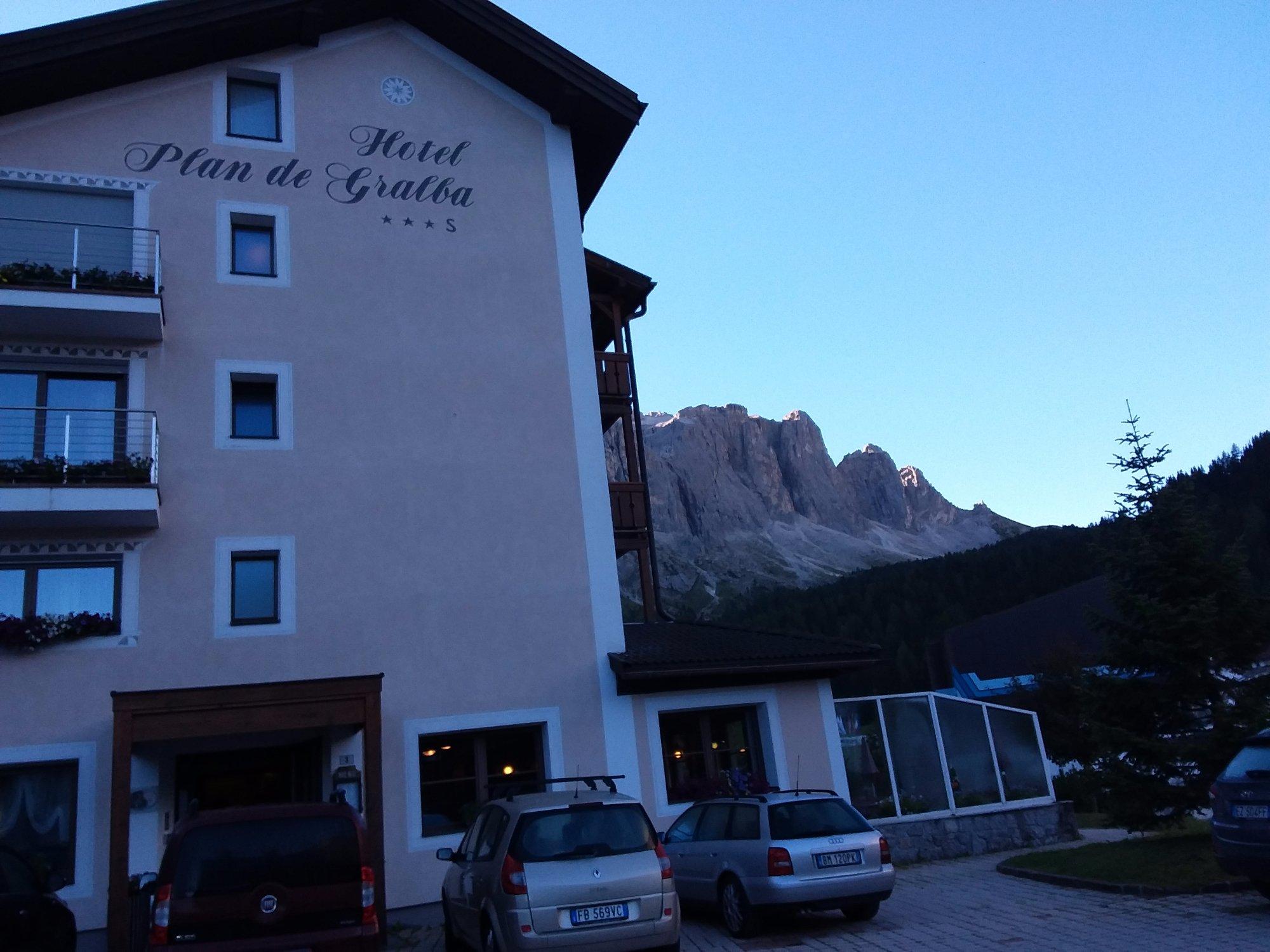 Hotel Plan de Gralba