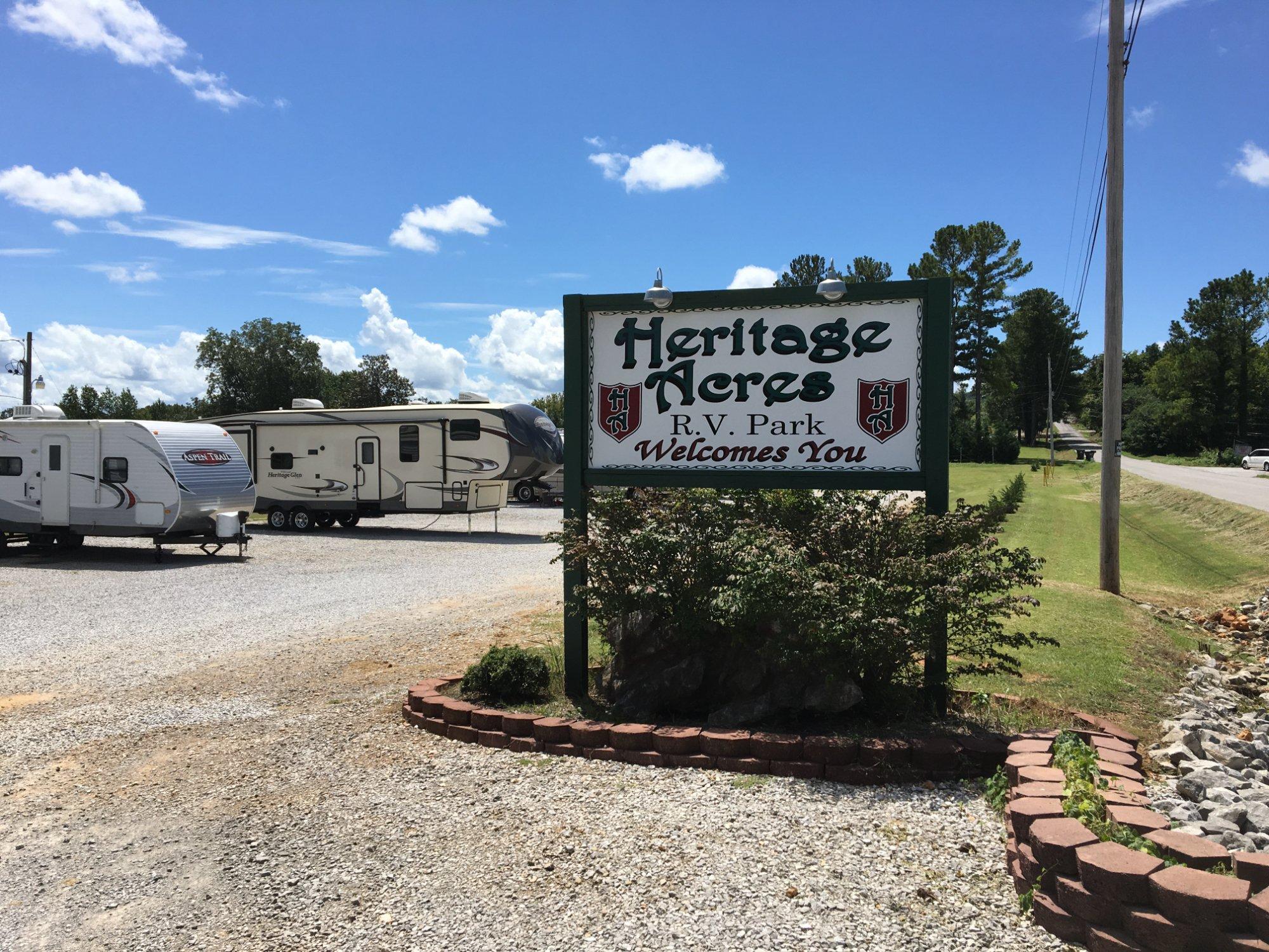 Heritage Acres RV Park