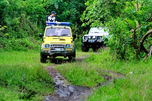 GunGGunG Adventure - Bali Off Road