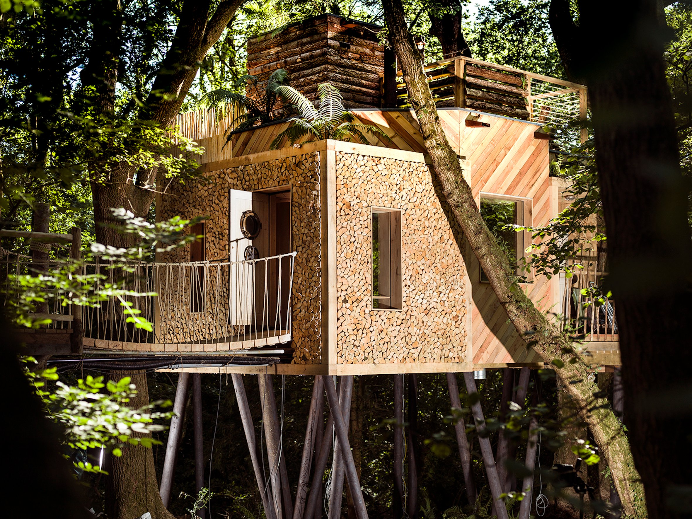 Crafty Camping & The Woodland Workshop